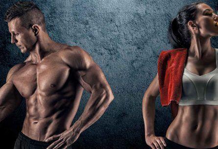 beneficios de las rutinas de fuerza - consejos sobre musculacion y fitness 445x304 - Beneficios de las rutinas de fuerza